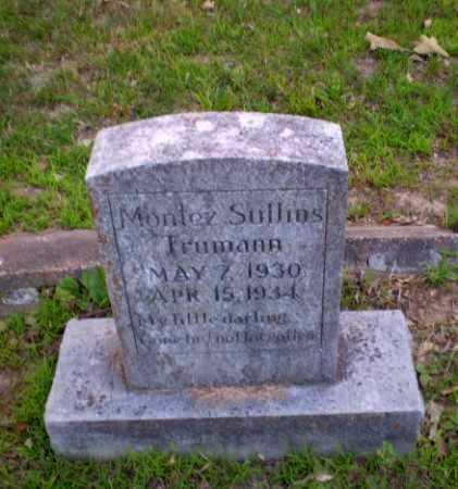 SULLINS, MONTEY - Craighead County, Arkansas | MONTEY SULLINS - Arkansas Gravestone Photos