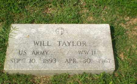 TAYLOR  (VETERAN WWII), WILL - Craighead County, Arkansas | WILL TAYLOR  (VETERAN WWII) - Arkansas Gravestone Photos