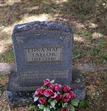 TAYLOR, EDNA MAE - Craighead County, Arkansas | EDNA MAE TAYLOR - Arkansas Gravestone Photos