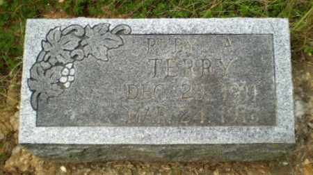 TERRY, RUBY A - Craighead County, Arkansas | RUBY A TERRY - Arkansas Gravestone Photos