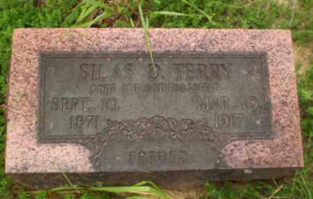 TERRY, SILAS D - Craighead County, Arkansas | SILAS D TERRY - Arkansas Gravestone Photos