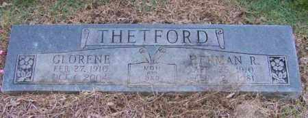 THETFORD, HERMAN R. - Craighead County, Arkansas | HERMAN R. THETFORD - Arkansas Gravestone Photos