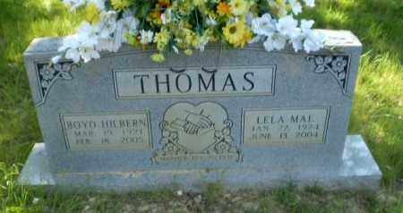 THOMAS, BOYD HILBERN - Craighead County, Arkansas | BOYD HILBERN THOMAS - Arkansas Gravestone Photos