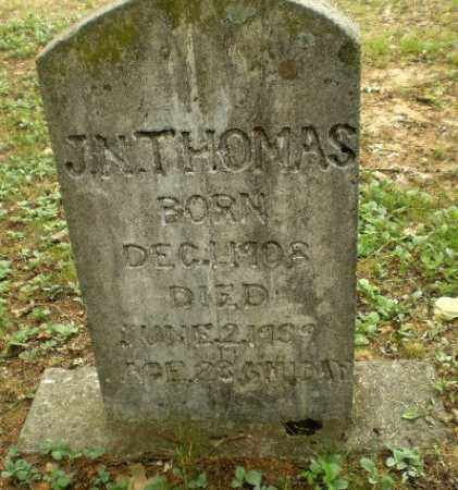 THOMAS, J.N. - Craighead County, Arkansas | J.N. THOMAS - Arkansas Gravestone Photos