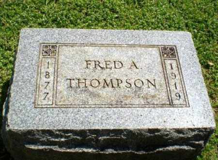 THOMPSON, FRED A - Craighead County, Arkansas | FRED A THOMPSON - Arkansas Gravestone Photos