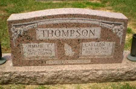 THOMPSON, CARLEEN J - Craighead County, Arkansas | CARLEEN J THOMPSON - Arkansas Gravestone Photos