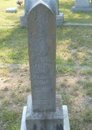 THOMPSON, W.R. - Craighead County, Arkansas   W.R. THOMPSON - Arkansas Gravestone Photos