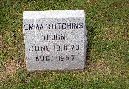 THORN, EMMA - Craighead County, Arkansas | EMMA THORN - Arkansas Gravestone Photos