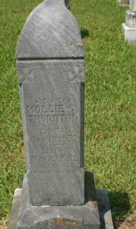 THORNTON, MOLLIE C - Craighead County, Arkansas | MOLLIE C THORNTON - Arkansas Gravestone Photos