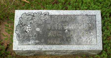 THRELKELD, LEMON E - Craighead County, Arkansas | LEMON E THRELKELD - Arkansas Gravestone Photos