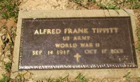 TIPPITT  (VETERAN WWII), ALFRED FRANK - Craighead County, Arkansas | ALFRED FRANK TIPPITT  (VETERAN WWII) - Arkansas Gravestone Photos