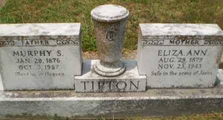 TIPTON, ELIZA ANN - Craighead County, Arkansas | ELIZA ANN TIPTON - Arkansas Gravestone Photos