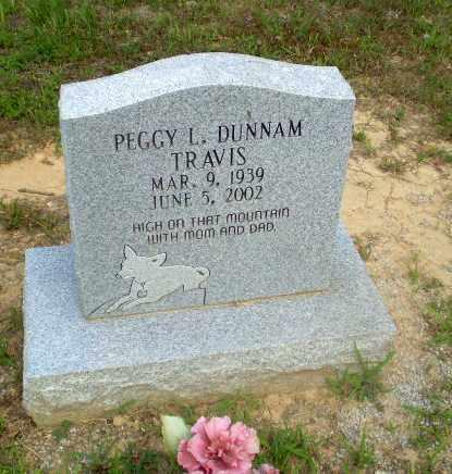 TRAVIS, PEGGY L - Craighead County, Arkansas   PEGGY L TRAVIS - Arkansas Gravestone Photos