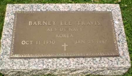 TRAVIS (VETERAN KOR), BARNEY LEE - Craighead County, Arkansas | BARNEY LEE TRAVIS (VETERAN KOR) - Arkansas Gravestone Photos