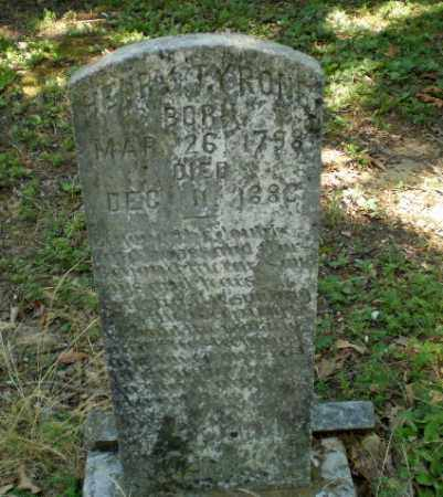 TYRONE, HENRY - Craighead County, Arkansas | HENRY TYRONE - Arkansas Gravestone Photos
