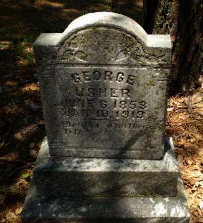 USHER, GEORGE - Craighead County, Arkansas | GEORGE USHER - Arkansas Gravestone Photos