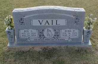 VAIL, ROY SCOTT - Craighead County, Arkansas | ROY SCOTT VAIL - Arkansas Gravestone Photos