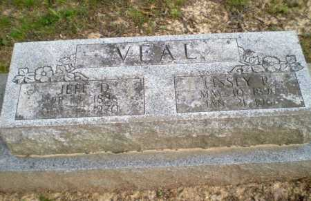 VEAL, JEFF D - Craighead County, Arkansas | JEFF D VEAL - Arkansas Gravestone Photos