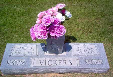 VICKERS, BESSIE L - Craighead County, Arkansas | BESSIE L VICKERS - Arkansas Gravestone Photos