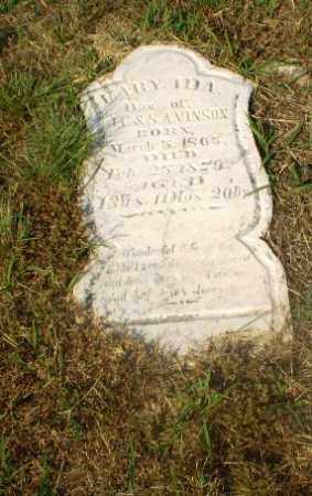 VINSON, MARY IDA - Craighead County, Arkansas | MARY IDA VINSON - Arkansas Gravestone Photos