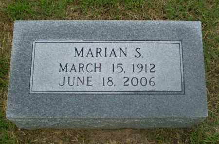 VOWELS, MARIAN S - Craighead County, Arkansas | MARIAN S VOWELS - Arkansas Gravestone Photos