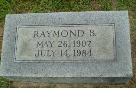 VOWELS, RAYMOND B - Craighead County, Arkansas | RAYMOND B VOWELS - Arkansas Gravestone Photos