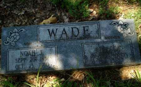 WADE, REBECCA - Craighead County, Arkansas | REBECCA WADE - Arkansas Gravestone Photos