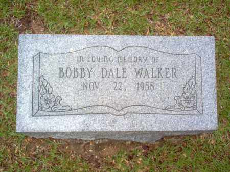 WALKER, BOBBY DALE - Craighead County, Arkansas | BOBBY DALE WALKER - Arkansas Gravestone Photos