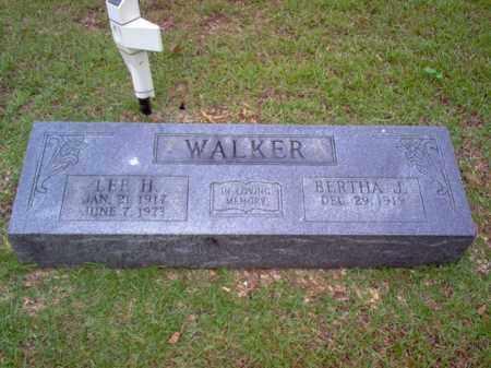 WALKER, LEE H - Craighead County, Arkansas | LEE H WALKER - Arkansas Gravestone Photos