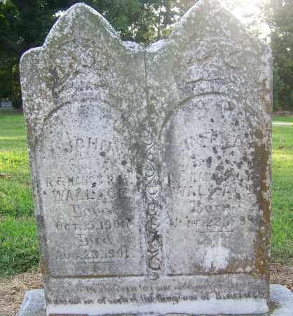 WALLACE, JOHN - Craighead County, Arkansas | JOHN WALLACE - Arkansas Gravestone Photos