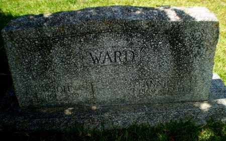 WARD, ANNIE B - Craighead County, Arkansas | ANNIE B WARD - Arkansas Gravestone Photos