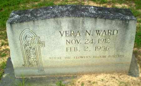 WARD, VERA N - Craighead County, Arkansas | VERA N WARD - Arkansas Gravestone Photos