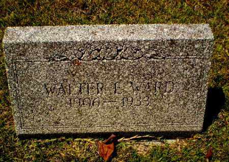 WARD, WALTER E - Craighead County, Arkansas | WALTER E WARD - Arkansas Gravestone Photos