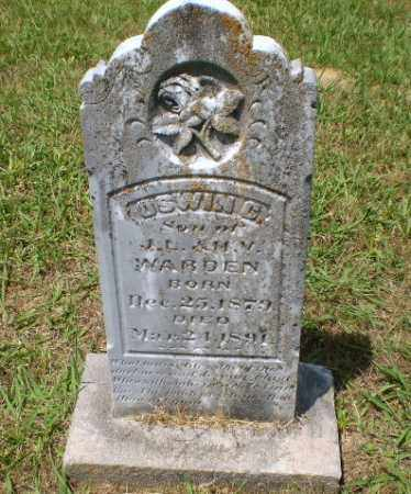 WARDEN, OSWIN C - Craighead County, Arkansas | OSWIN C WARDEN - Arkansas Gravestone Photos