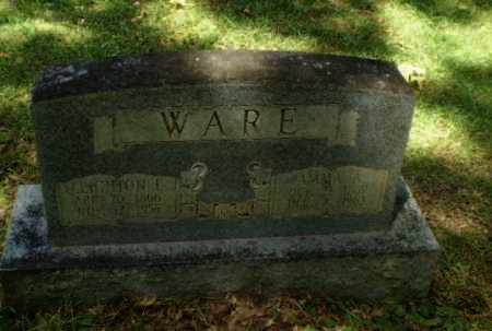 WARE, AMMA A. - Craighead County, Arkansas | AMMA A. WARE - Arkansas Gravestone Photos