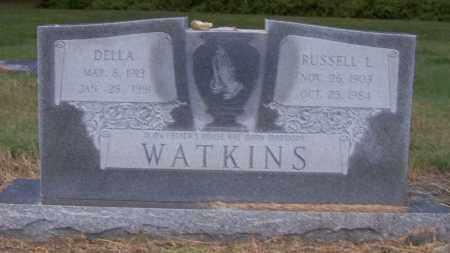WATKINS, DELLA - Craighead County, Arkansas | DELLA WATKINS - Arkansas Gravestone Photos