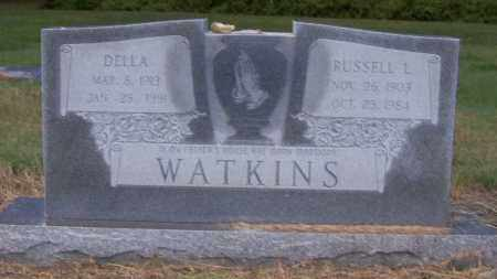 WATKINS, RUSSELL L. - Craighead County, Arkansas | RUSSELL L. WATKINS - Arkansas Gravestone Photos