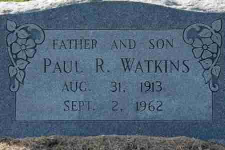 WATKINS, PAUL R - Craighead County, Arkansas | PAUL R WATKINS - Arkansas Gravestone Photos