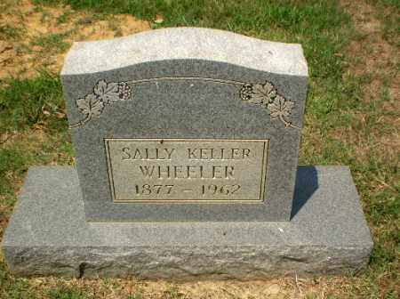 KELLER WHEELER, SALLY - Craighead County, Arkansas | SALLY KELLER WHEELER - Arkansas Gravestone Photos