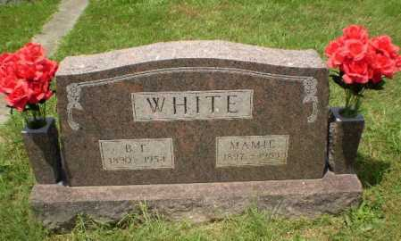 WHITE, MAMIE - Craighead County, Arkansas | MAMIE WHITE - Arkansas Gravestone Photos