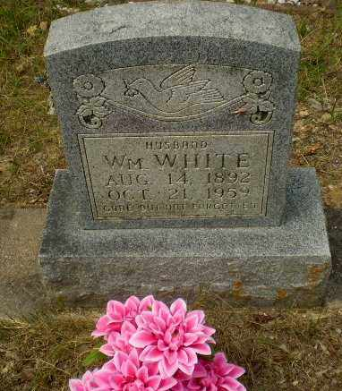 WHITE, WM - Craighead County, Arkansas | WM WHITE - Arkansas Gravestone Photos