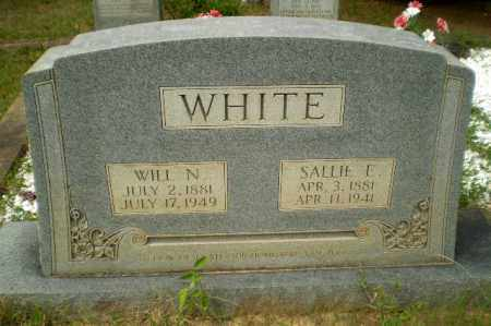 WHITE, SALLIE E - Craighead County, Arkansas | SALLIE E WHITE - Arkansas Gravestone Photos