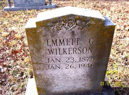 WILKERSON, EMMETT  G. - Craighead County, Arkansas | EMMETT  G. WILKERSON - Arkansas Gravestone Photos