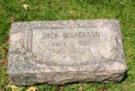 WILKERSON, JACK - Craighead County, Arkansas | JACK WILKERSON - Arkansas Gravestone Photos