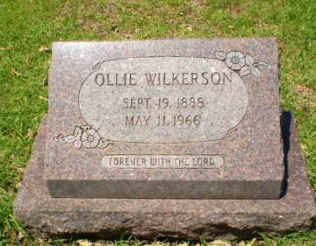 WILKERSON, OLLIE - Craighead County, Arkansas | OLLIE WILKERSON - Arkansas Gravestone Photos