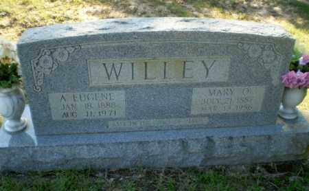 WILLEY, A. EUGENE - Craighead County, Arkansas | A. EUGENE WILLEY - Arkansas Gravestone Photos