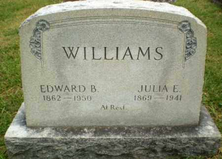 WILLIAMS, EDWARD B - Craighead County, Arkansas | EDWARD B WILLIAMS - Arkansas Gravestone Photos