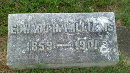 WILLIAMS, EDWARD H - Craighead County, Arkansas | EDWARD H WILLIAMS - Arkansas Gravestone Photos