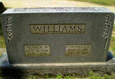 WILLIAMS, FORREST R - Craighead County, Arkansas | FORREST R WILLIAMS - Arkansas Gravestone Photos