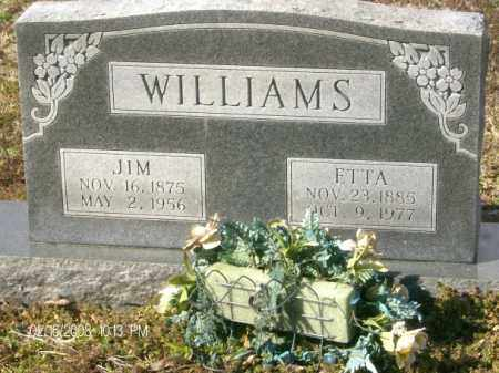 WILLIAMS, ETTA - Craighead County, Arkansas | ETTA WILLIAMS - Arkansas Gravestone Photos